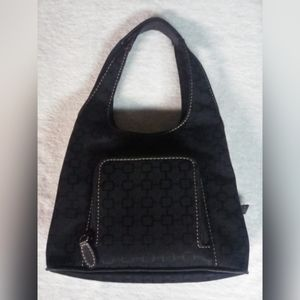 BRAND NEW BLACK AND RED NINE WEST PURSE